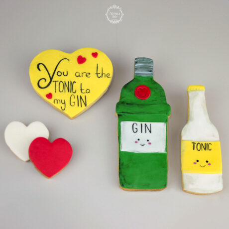 You-are-the-Gin-to-my-Tonic-Cookie-card-by-Estrele-Cakes